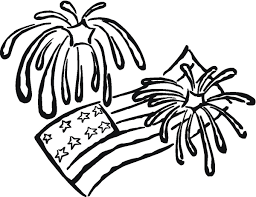 fireworks coloring pages getcoloringpages com
