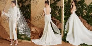 bridal collections 15 carolina herrera 2017 wedding dresses see entire