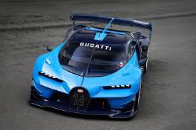 bugatti concept american collector snaps up bugatti vision gt concept