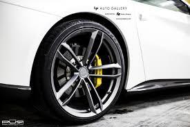 Ferrari F12 White - lp auto gallery matte white ferrari f12 berlinetta wheel detail