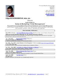 sample office manager resume sample hotel manager resume pics photos hotel manager resume position in sales marketing hotel management resume