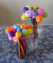 beyond betavia balloon bouquet centerpiece