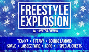 freestyle explosion winter edition tickets in sayreville at