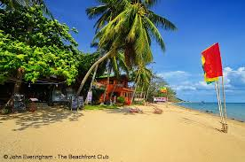 thailand koh phangan haad rin nai beach seaside bungalows jpg