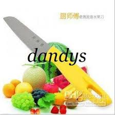21cm high tech high quality fruit vegetable knife bread knife