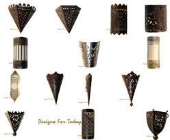 Metal Sconces Decoration Metal Wall Sconces Home Decor Ideas