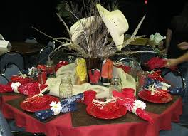 themed table decorations western themed table decorations ideas decolover net