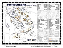 Map Of Kent State University by Kent State Current All Purpose Map 2004 Emir Bukva Flickr