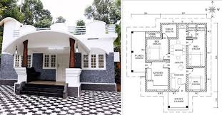 home design plans for 900 sq ft 3 bhk single floor renovated home design 900 sq ft interior home