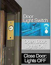 Closet Light Turns On When Door Opens Automatic Pantry Door Light Switch Home Floorplans Pinterest