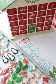 110 best christmas and winter cookies images on pinterest
