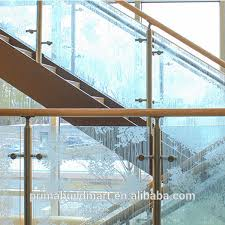 stair glass railing prices stair glass railing prices suppliers