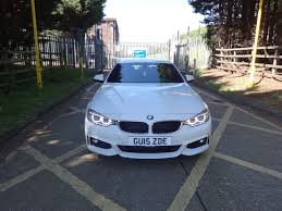 bmw car deals 0 finance bmw 4 series 2015 for 20 500 00 uk cheap used cars