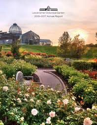 lewis ginter botanical garden 2016 2017 annual report by lewis