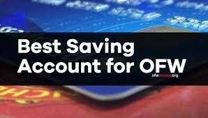 top performing savings account for ofws free passbook atm