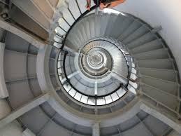 file ponce de leon inlet spiral staircase jpg wikimedia commons