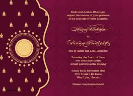 online marriage cards design ornate scroll wedding e card edit