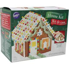 house kit wilton gingerbread house kit hobbycraft