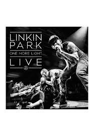 one light linkin park linkin park one more light live cd official nu metal