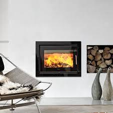 Modern Wood Burning Fireplace Inserts Morso 5660 Insert Is Advanced Fireplace Insert Completely Compliant