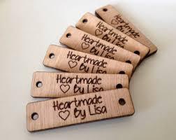 wood tags etsy