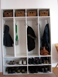coat closet shoe storage home design ideas