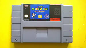 halloween hack earthbound super mario world beta revival snes reproduction