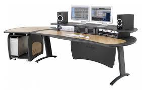 omnirax presto 4 studio desk omnirax force 24 studio desk black musician 39 s friend home
