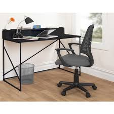 Walmart Office Desk Furniture by Upton Home Tully Industrial Desk Walmart Com
