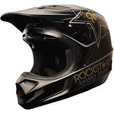 rockstar motocross helmet fox v4 rockstar helmet 2013 sunstate motorcycles