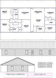 Steel Homes Floor Plans The Lakeview Residential Steel House Plans Manufactured Homes