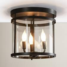 diy dining room light flush mounts wayfair galen 3 light semi mount loversiq