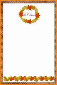 free blank menu template 10 blank menu template cashier resume
