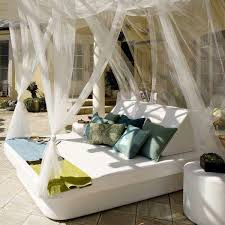 22 best outdoor daybed with canopy images on pinterest balconies