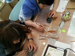 make your own wedding band make your own silver promise rings or wedding rings in tokyo
