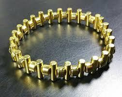 magnetic bracelet gold plated images Magnet bracelet etsy jpg