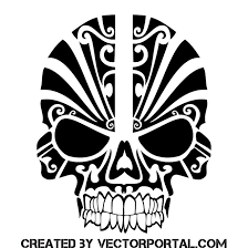 tribal tattoo vector mask eps trace this pinterest masking