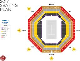 Emirates Stadium Floor Plan Maps