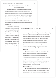how to write an acknowledgement for a thesis presenting your research sample apa style research report