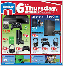 walmart after thanksgiving sale 2014 black friday ads walmart offers sweet black friday deals see