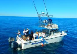 fishing our 34ft kevlacat outlaw picture of renegade