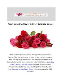 flower delivery colorado springs call 719 602 6128 same day flower delivery colorado springs co