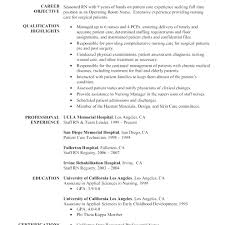 Doc 12751650 Good Objective For Resumes Template - modern nursing resume template doc nursing resume template doc
