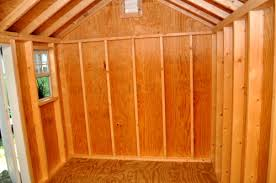 How To Build A Simple Wood Storage Shed by How To Build Shed Storage Shelves One Project Closer