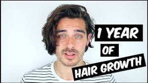 men growing hair out stages greasymax viyoutube com