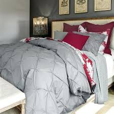 Printed Duvet Covers Oversten Classic Style Double Single Bedding Set Twin Queen King