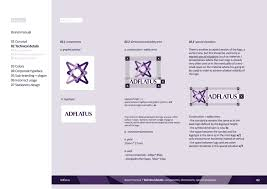 adflatus identity on behance