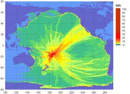 American Samoa Map U S Tsunami Warning Centers