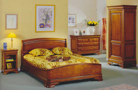 chambre louis philippe merisier massif lit louis philippe merisier chene meubles hummel