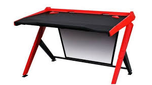 Console Gaming Desk Gaming Desks With 10 Best For Pc And Console 2017